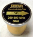 Element Slug 5D 200-500MHz
