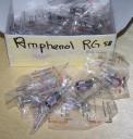 PL Male to RG-58 Amphenol